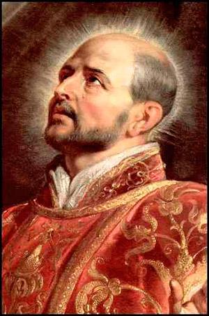 San Ignacio de Loyola - Saborear la oración