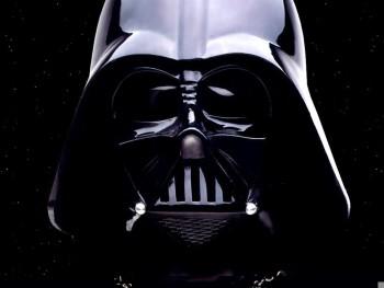Darth Vader, el malo de Star Wars