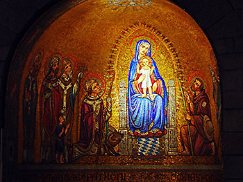 Canto a la Virgen