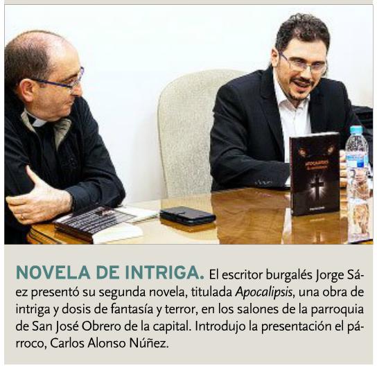 Apocalipsis en el Diario de Burgos