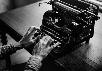 Vocación de escritor