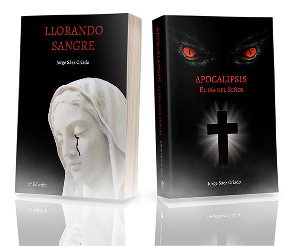 Llorando sangre y Apocalipsis, Jorge Sáez Criado