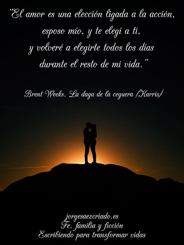 El amor es una elección