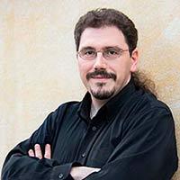 Jorge Sáez Criado, escritor de ciencia ficción y suspense sobrenatural