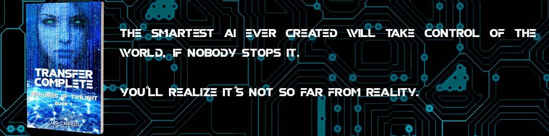 Transfer Complete a Cyberpunk Story