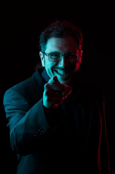 Jorge Sáez Criado, autor de ciencia ficción