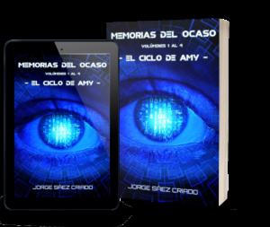 El ciclo de Amy - Ciencia ficción cyberpunk