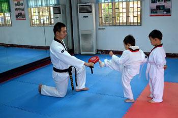 Valores de las artes marciales y del deporte